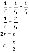 cells in parallel equation #2