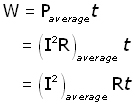 AC power equation #1